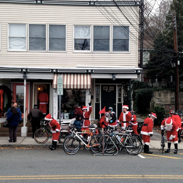 4th Annual Giro Di Santa